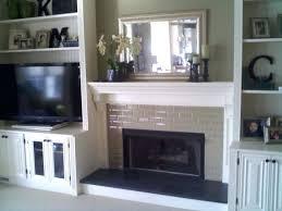 subway tile fireplace surround ideas interior epic image of design and decoration white round designs ge decorat