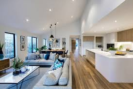 open kitchen living room designs. Open Plan Kitchen Composition But On A Small Scale Even The Tiniest  Premise Can Host Enough Modular Surfaces Without Looking Crowded If Light Color Living Room Designs
