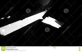 open door shadow