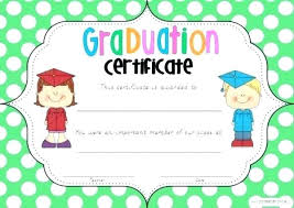 Free Certificate Template For Kids