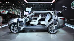 Land Rover Discovery Vision Concept: 2014 New York Auto Show - YouTube