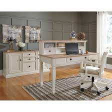 solid wood home office desk. solid wood home office desk chair in cream finish s