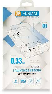 <b>IQ Format защитное стекло</b> для Apple iPhone 7 PLUS — купить в ...