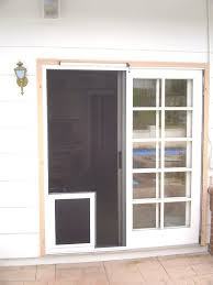 pet proof screen and doggie door yelp