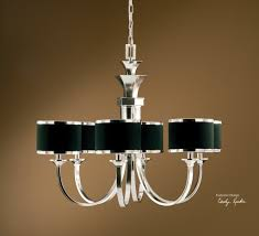 top 72 hunky dory uttermost tuxedo light black shade chandelier raw shades glass wall outdoor