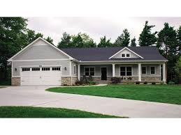 open plan ranch with finished walkout basement hwbdo large plans small floor ranch homes open