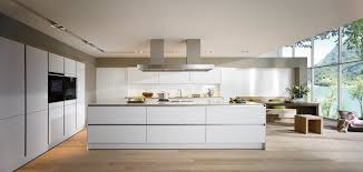 Contemporary Kitchen Cabinets For A Posh And Sleek FinishContemporary Kitchen Interiors