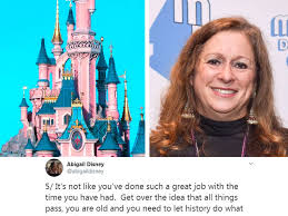 Abigail Disney Voices Her Opinions on Walt's Legacy and Bashes the Disney  Company - Obsev