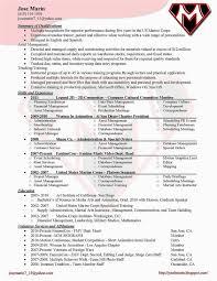 Aircraft Mechanic Resume Sample Auto Mechanic Resume American Resume