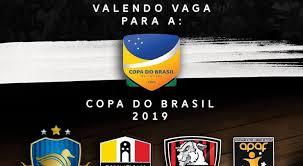 Resultado de imagem para FUTSAL - COPA DO BRASIL - 2019 - logos