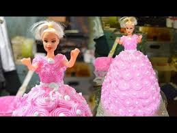 Barbie Cake Design Birthday Doll Cake Decorations Cake Designs