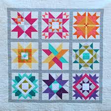 Patchwork Block Designs Quilt Block Challenge Fabric Requirements National