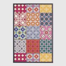 kitchen rugs. Exellent Kitchen Multicolor Patchwork Print Vinyl Area Rug To Kitchen Rugs