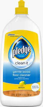 pledge pledge gentle wood floor cleaner