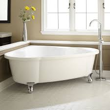 corner smallest free standing tub. small acrylic freestanding tub in corner bathroom. awesome designs smallest free standing