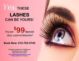 Specialist Nyc Eyelash Extensions Aesthetic Midtown wRqw7Xx