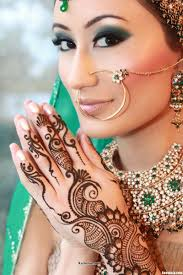 remarkable indian wedding makeup for eyes and face