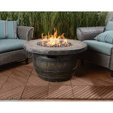 outdoor fireplace propane