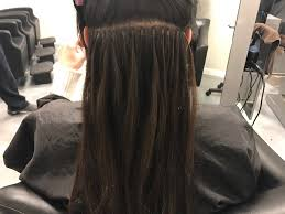 Dream Catcher Extensions Reviews All About My Microbead Hair Extensions Fit Mommy In Heels 96