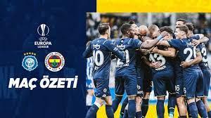 MAÇ ÖZETİ: HJK Helsinki 2-5 Fenerbahçe - YouTube