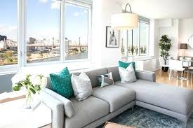 grey couch living room grey sectional living room couch with teal pillows grey couch living room