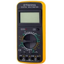 Купить <b>Мультиметр TEK</b> 61/10/506 (<b>DT 9205A</b>) в каталоге ...