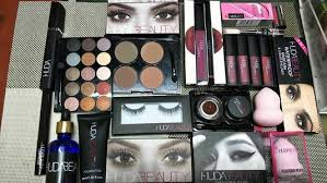 huda beauty full makeup kit