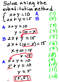 solving systems of equations algebra and geometry help