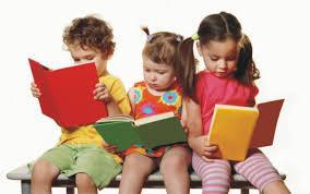 Resultado de imagen de leyendo con los niños