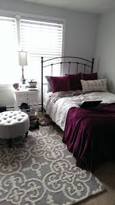 maroon and white bedroom. Exellent Maroon Purple Bedroom Ideas How To Decorate Your With Maroon Room  Walls To And White A