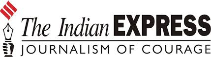Image result for indianexpress.com logo