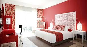 Schlafzimmer In Rot Streichen Grau Und Beige 50 Inspirationen A