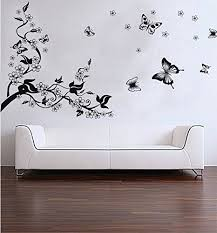 Small Picture 113 best Flower Wall Decals Flower Stickers for Girls Room