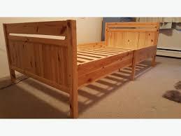 Ikea Trofast extendable bed frame Oak Bay, Victoria
