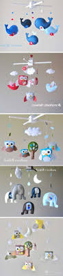 DIY cute baby mobiles -- these are so cute! (for the future)
