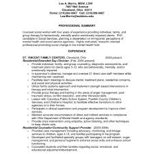 Template Amusing Objective Social Work Resume With Additional