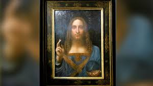 Mystery of Orb in a Record-Breaking <b>Leonardo Da Vinci</b> Painting ...