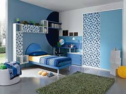 Paint Colors For Bedrooms Blue Bedroom Cool Boys Paint Ideas For Colorful And Brilliant Wooden
