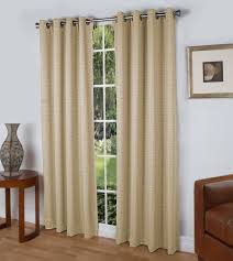 spanish steps insulated grommet top curtain panel slate blue close out