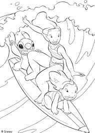 lilo coloring pages s lilo and stitch angel coloring pages