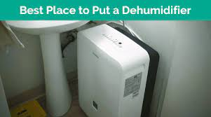 best place to put a dehumidifier in house