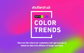 2019 Color Trends The Worlds Most Popular Colors