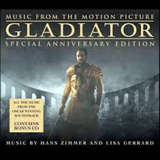<b>Gladiator</b> Special Anniversary Edition DISC <b>2</b> (<b>саундтрек</b> из фильма)