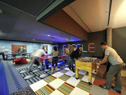 Office Games To Play At Christmas Parties Google Office Zurich Games Lounge  Googlezurich Office Games Office Games To Play With Colleagues Cool Office  Games