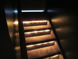 stair tread lighting. Image Of: Interior Stair Lighting Tread D