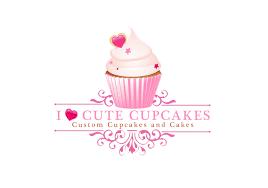 Cake Shop Logo Design Brithday Cake