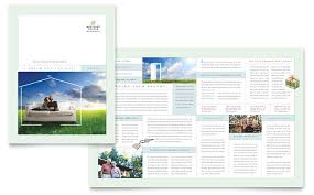 mortgage flyer template mortgage lenders brochure template design