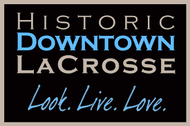 Image result for downtown la crosse logo