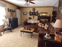 mobile home living room decorating ideas manufactured home