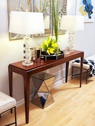 sofa table in living room. Plain Living Sabrina Soto Console Table In Living Room L Black Modern Storage Sofa  Espresso View Larger Lucite Mid Century Entryway Consoles Furniture Wood White With  For O